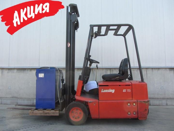 Linde E15 Standart цена € 4,755.00 - 956241545