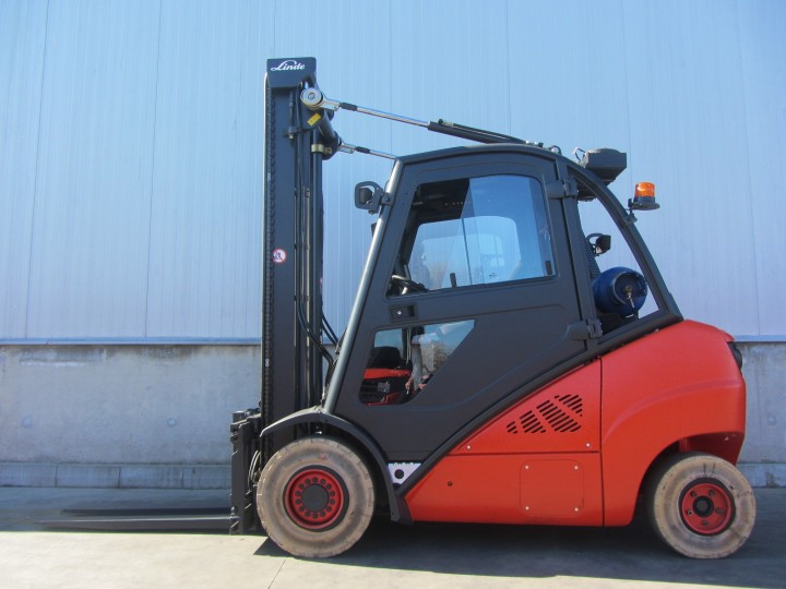Linde H35T Standart цена € 17,640.00 - 160960371