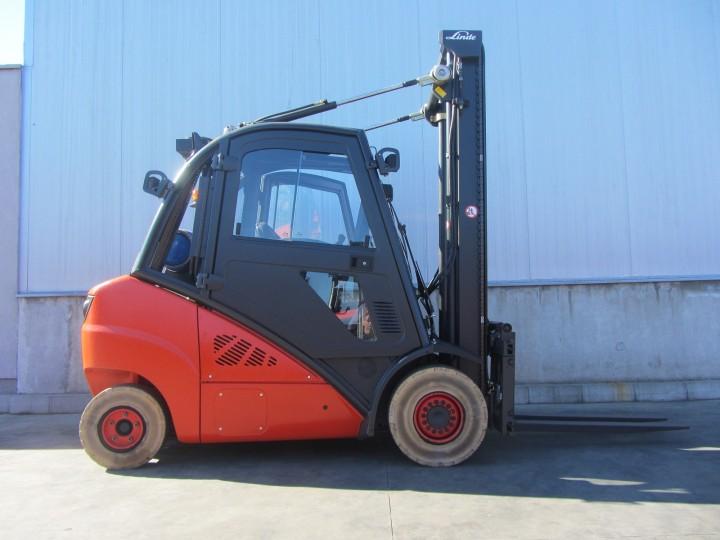 Linde H35T Standart цена € 17,640.00 - 1600947708