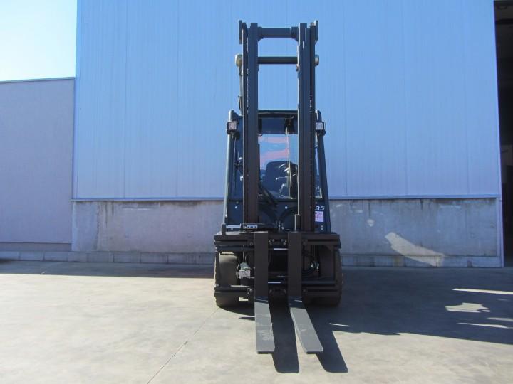 Linde H35T Standart цена € 17,640.00 - 1608140369