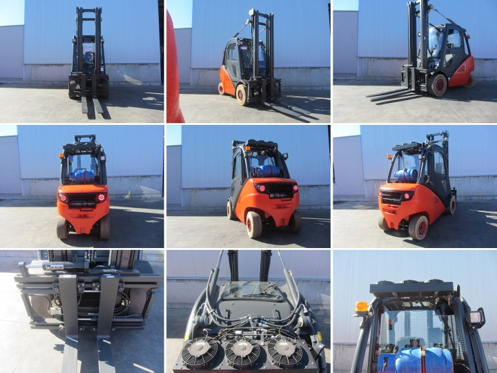 Linde H35T Standart цена € 17,640.00 - 1367531845