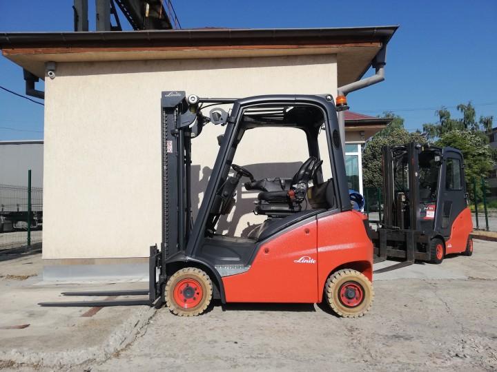 Linde H16T Standart цена €  - 2094168888