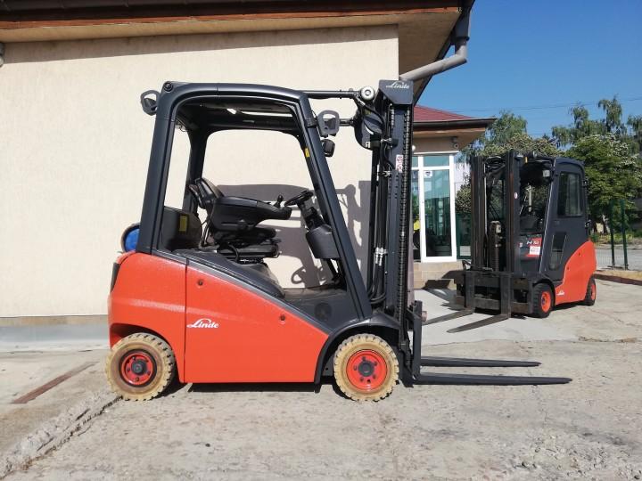 Linde H16T Standart цена €  - 642347850