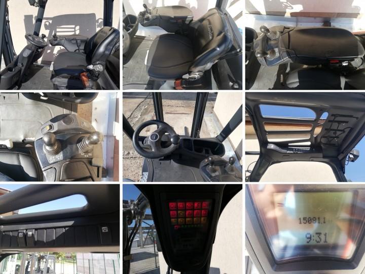 Linde H16T Standart цена €  - 45230409