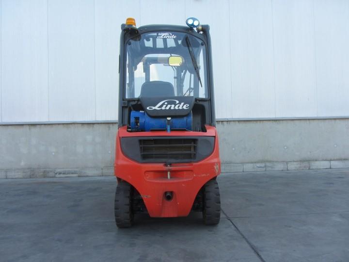 Linde H16T Duplex цена € 383.00 - 1168662285