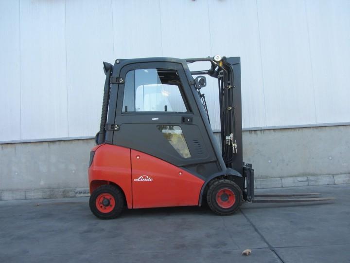 Linde H18T Triplex цена € 410.00 - 1908509406
