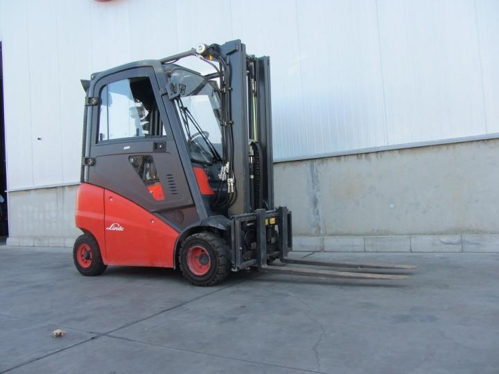 Linde H18T Triplex цена € 410.00 - 1332410633