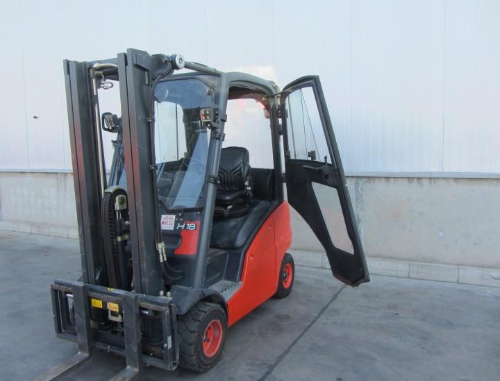Linde H18T Triplex цена € 410.00 - 1291542983