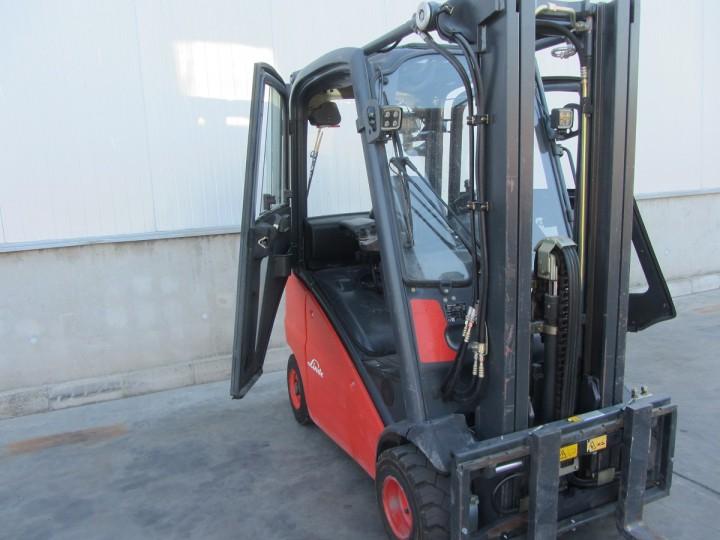 Linde H18T Triplex цена € 410.00 - 122123931