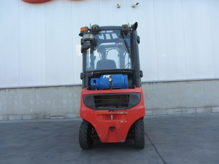 Linde H18T Triplex цена € 410.00 - 1677994160