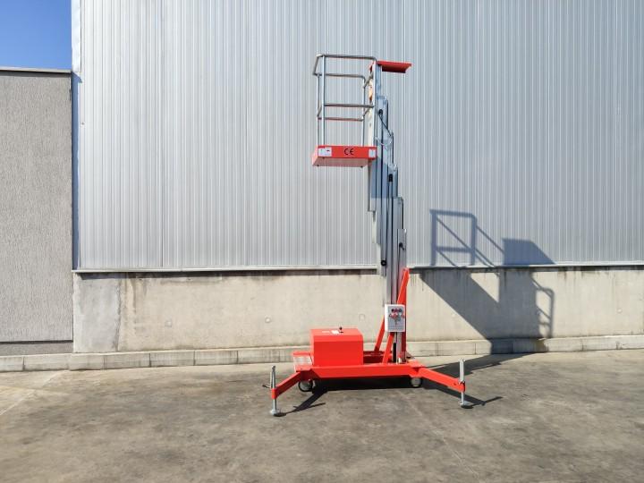 Работна платформа (вишка) Crane за повдигане на хора  цена €  - 1582764108