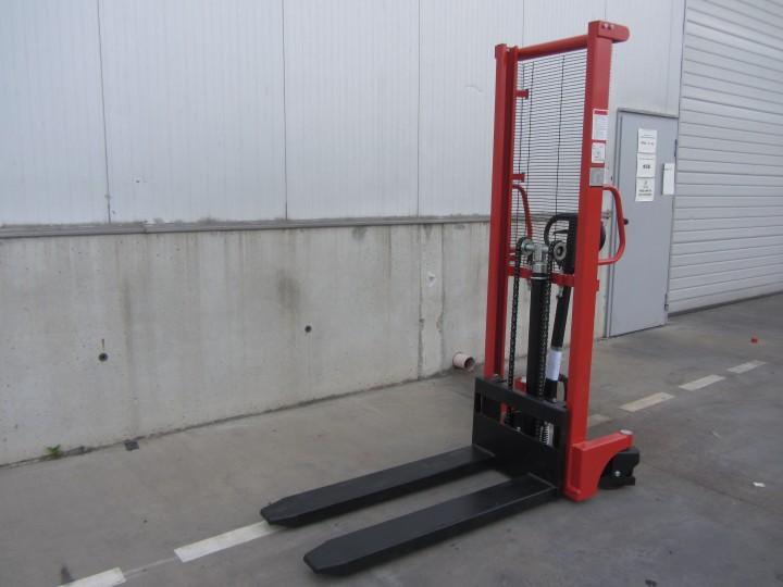 Ръчен стакер Crane  цена €  - 2053898781