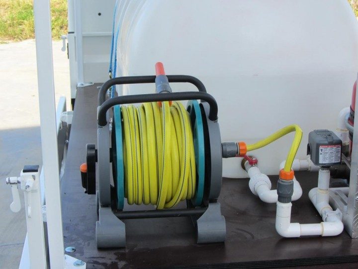 Електро камион Goupil за поливане  цена € 11,500.00 - 1141708316