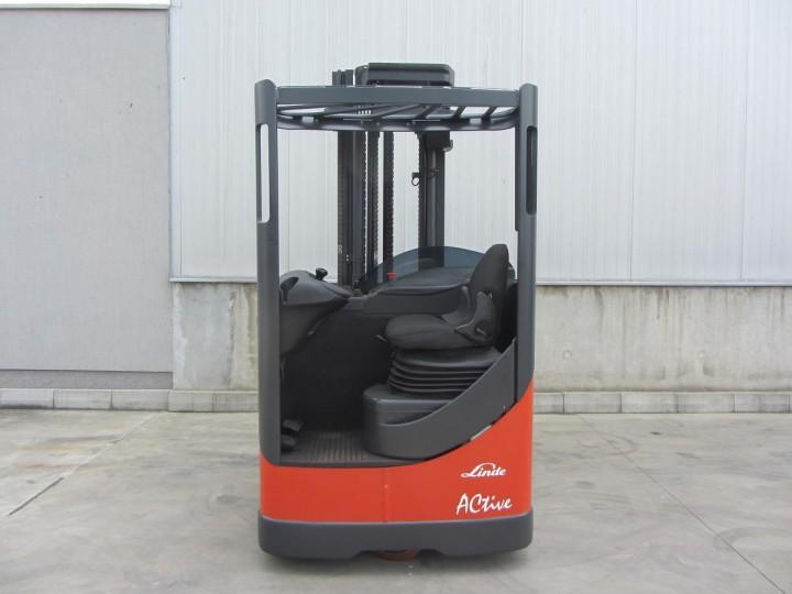 Linde R14 Triplex цена € 13,300.00 - 1134361033