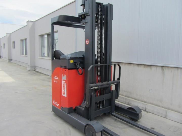 Linde R14 Triplex цена €  - 2023930478