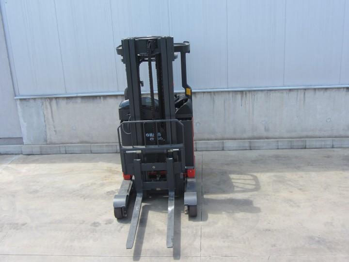 Linde R14N Triplex цена € 15,000.00 - 626422549