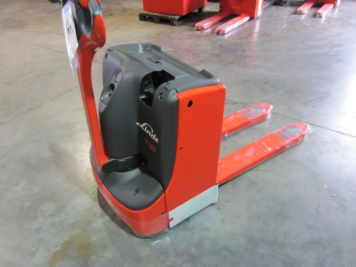 Електрическа количка Linde T16  цена € 5,261.00 188140106