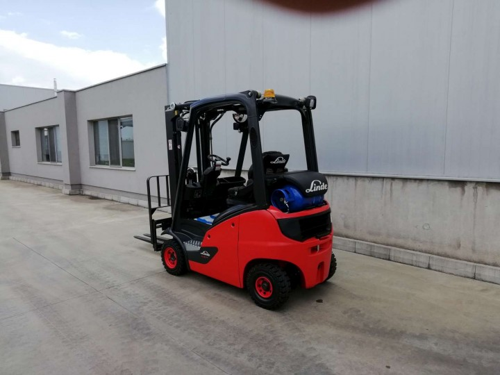 Linde H16T Triplex цена € 24,630.00 - 1229227816