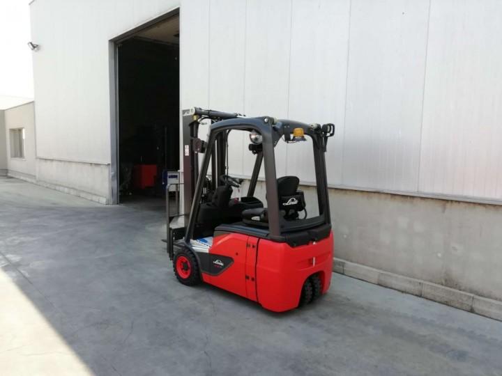 Linde E16C Triplex цена €  - 1100128071