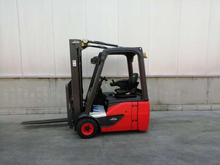 Linde E16C Triplex цена € 25,140.00 - 474699843