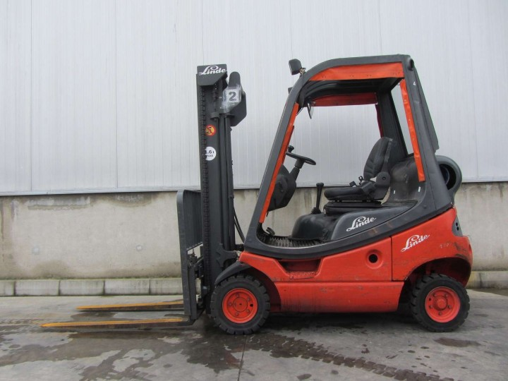 Linde H16T Standart цена € 5,625.00 - 383037749