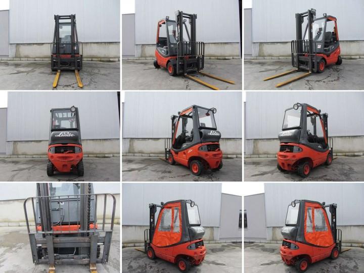 Linde H16T Standart цена € 5,625.00 - 1394827938