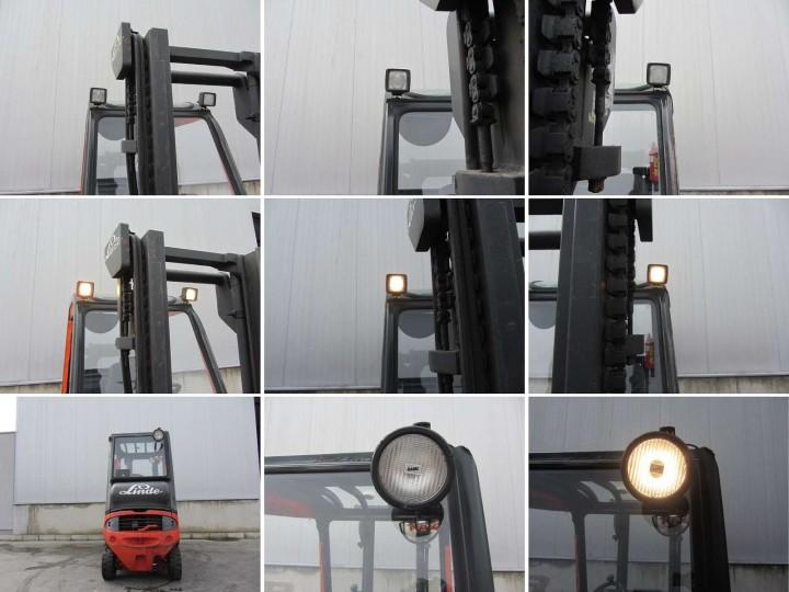 Linde H16T Standart цена € 5,625.00 - 534800758