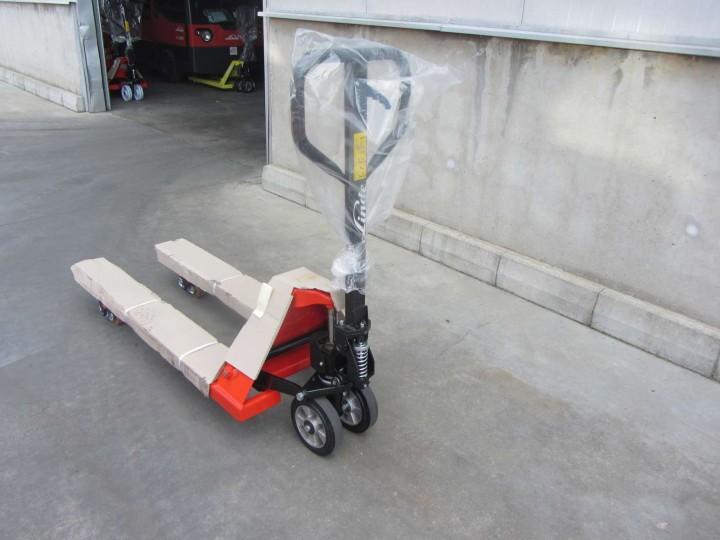 Транспалетна количка   цена € 332.00 1620377272