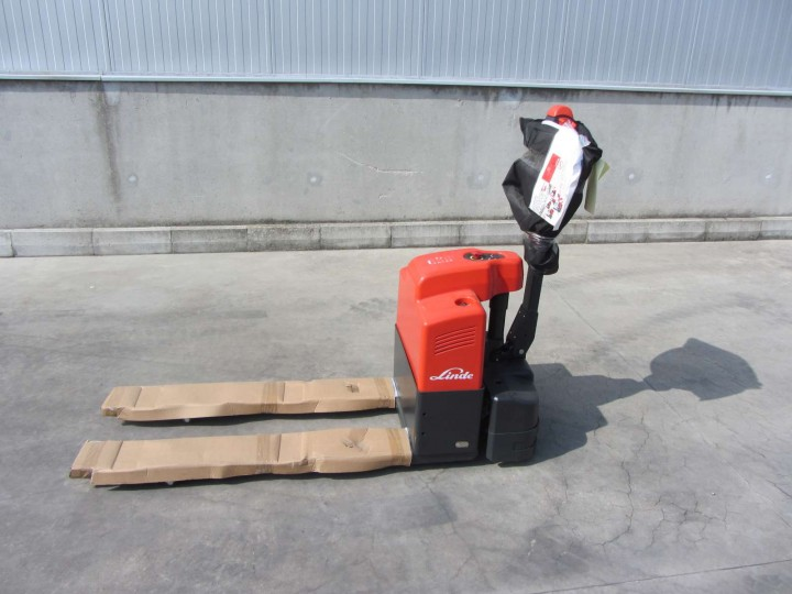 Електрическа количка Linde MT15  цена € 3,130.00 1493327405