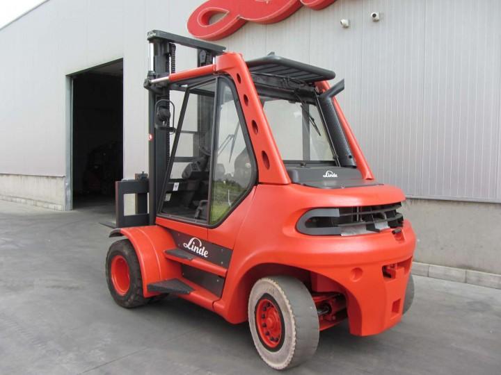 Linde H70D Standart цена € 25,053.00 - 1389315354