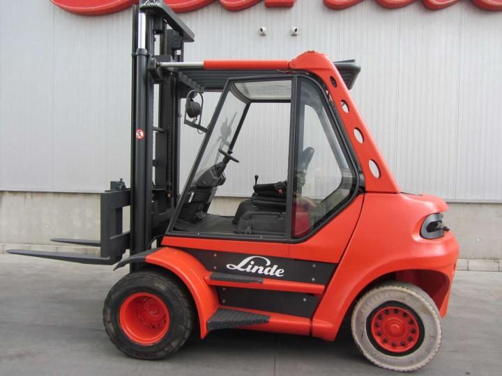 Linde H70D Standart цена € 25,053.00 - 216196520