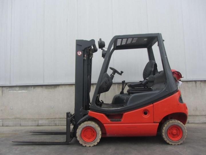 Linde H16T Triplex цена € 7,005.00 - 510952047