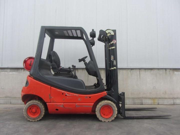 Linde H16T Triplex цена € 7,005.00 - 1849153389