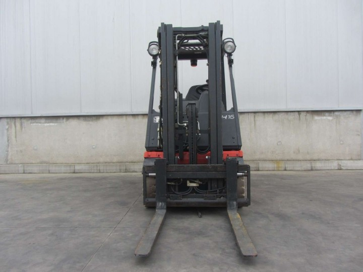 Linde H16T Triplex цена € 7,005.00 - 211522670