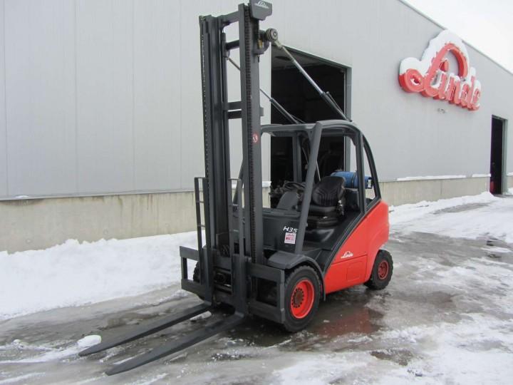 Газокар Linde H35T Standart цена € 12,271.00 665688658