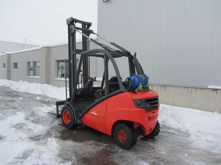 Газокар Linde H35T Standart цена € 12,271.00 259617906