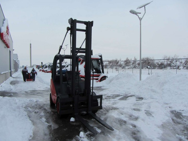 Газокар Linde H35T Standart цена € 12,271.00 362191985