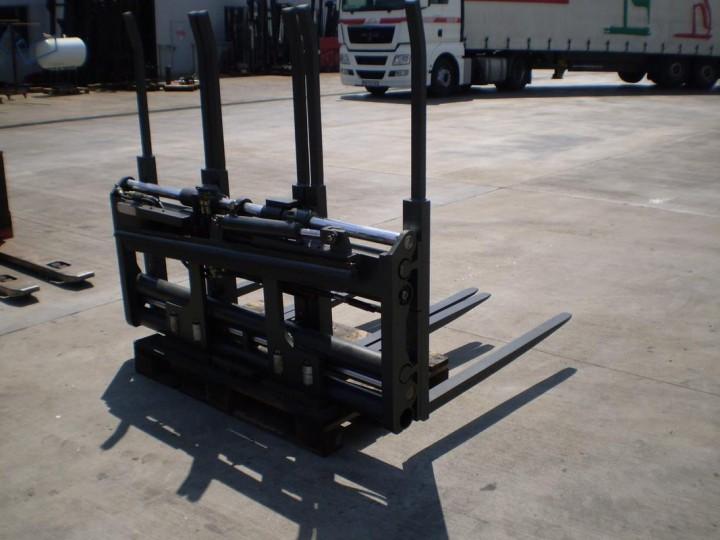 Шест-вилично устройство Durwen DRPK30B-T