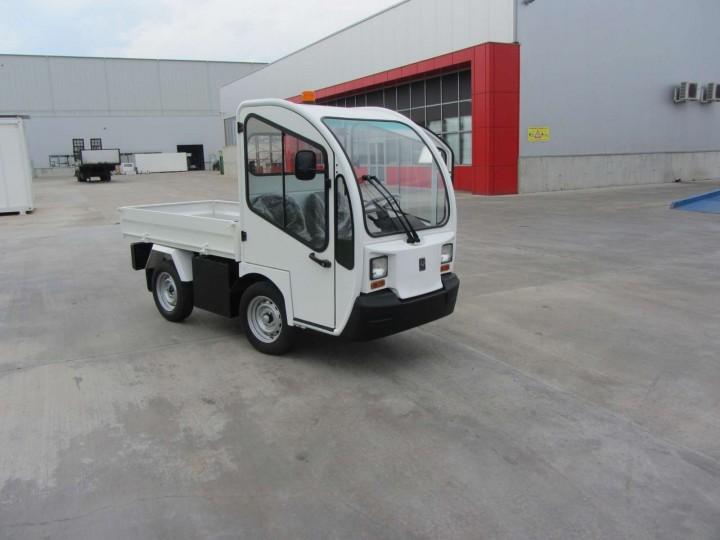Електро камион Goupil  цена € 10,000.00 1238468846