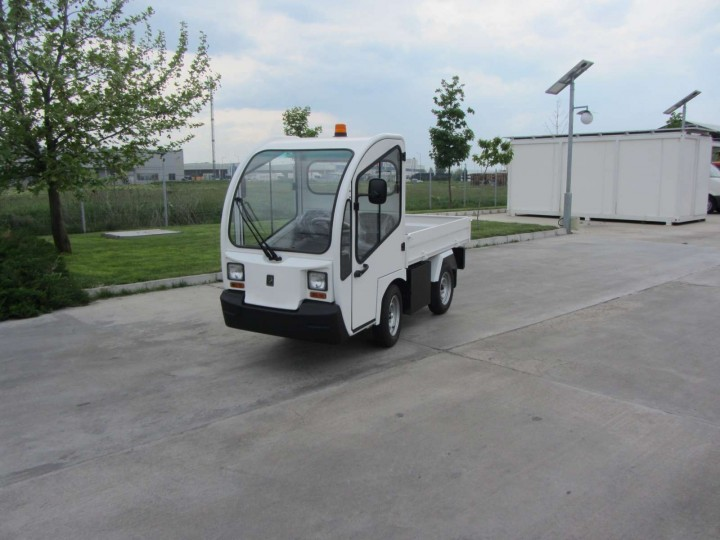 Електро камион Goupil  цена € 10,000.00 1274995880