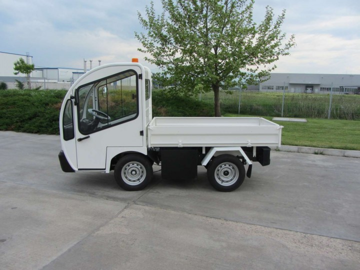 Електро камион Goupil  цена € 10,000.00 1628247494