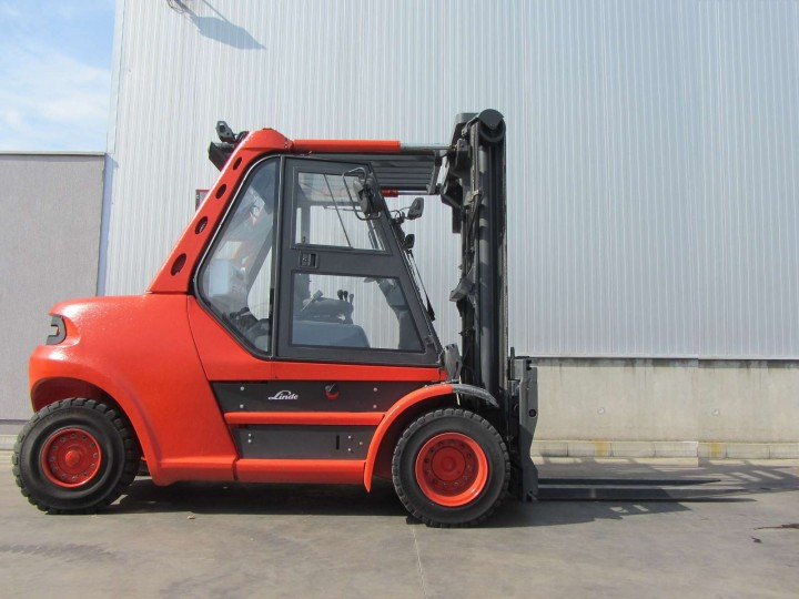 Linde H80D Standart цена €  - 538391191