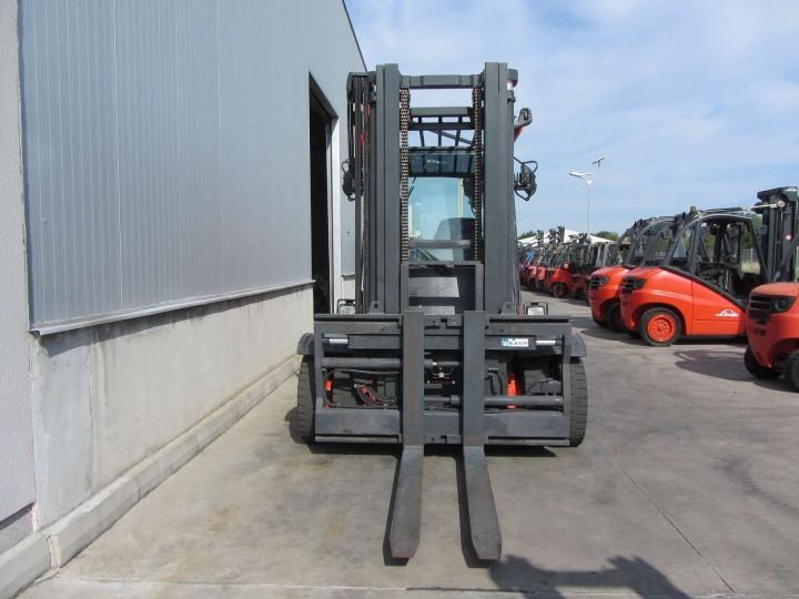 Linde H80D Standart цена €  - 93707138