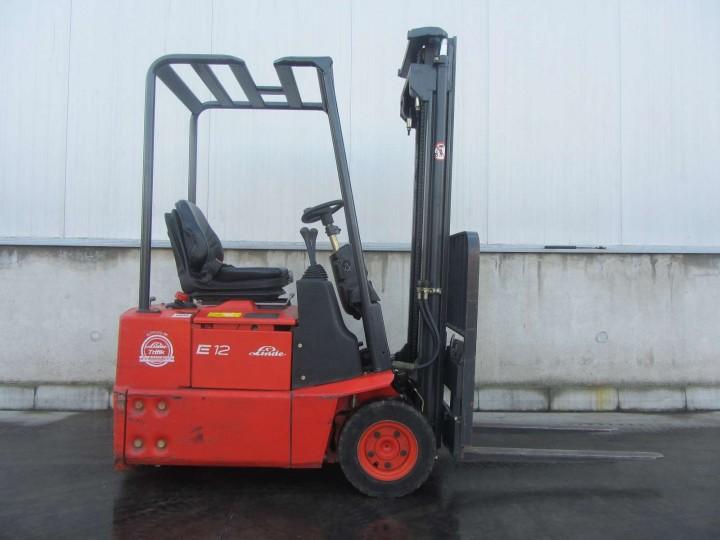Linde E12 Standart цена €  - 124466872