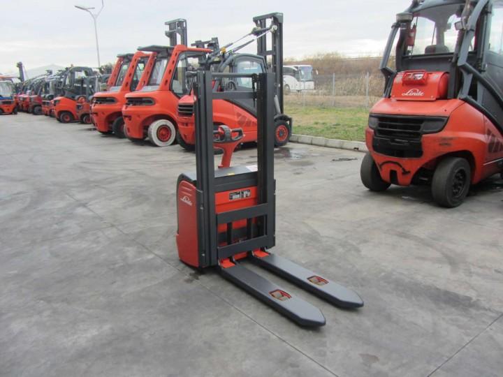 Стакер Linde L10 Standart цена € 3,900.00 2147094165