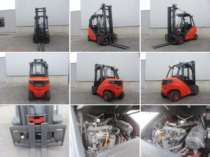 Linde H35D Standart цена € 8,426.00 - 1245019142