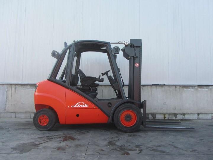 Linde H35D Standart цена € 8,180.00 - 1100850500