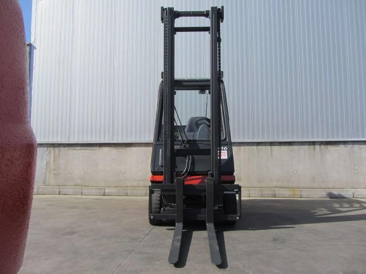 Linde H16T Standart цена € 7,670.00 - 2033404736