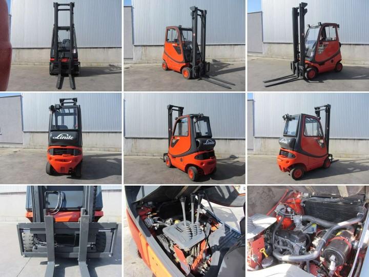Linde H16T Standart цена € 7,670.00 - 1747665512