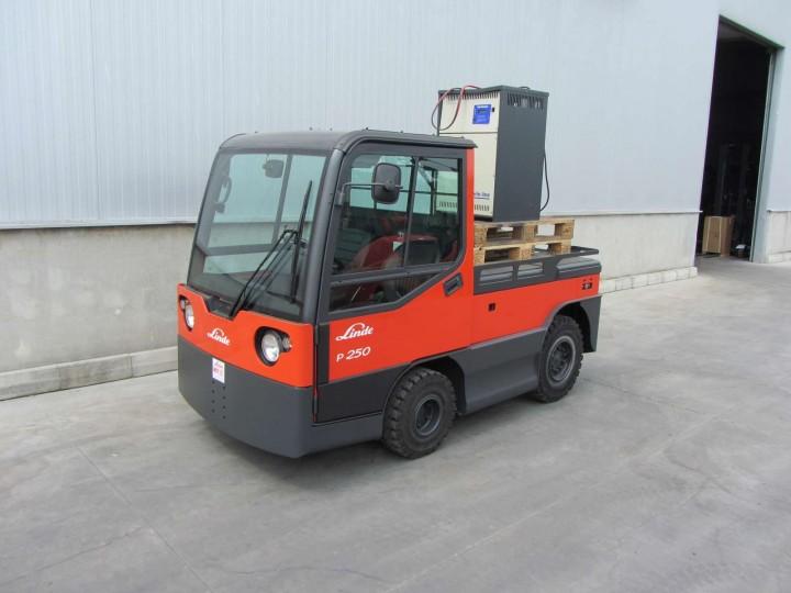 Linde P250  цена €  - 838441376